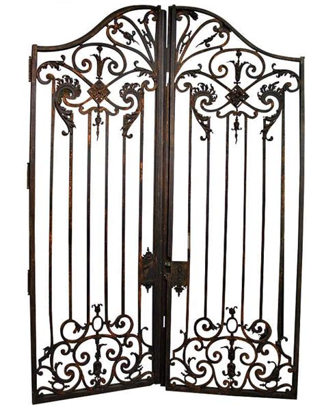 17 best about antique wrought iron fence on 1920s entry gates and moon gate