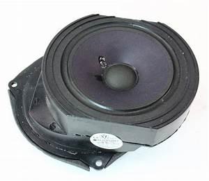 Front Inner Door Speaker 04-06 Vw Phaeton
