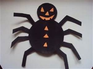 Deco Halloween A Fabriquer : fabriquer de la d coration pour halloween une araign e en ~ Melissatoandfro.com Idées de Décoration