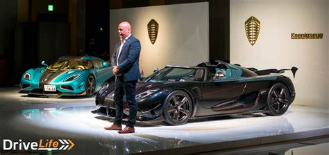 koenigsegg rsr world premiere of the japan exclusive koenigsegg agera rsr