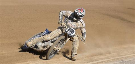 Types Of Motorcycle Racing- Grass Track/long Track Racing