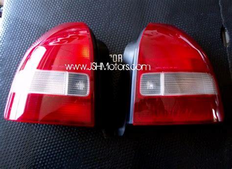 jdm   civic ek type  tail lights