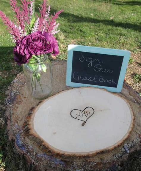 10 creative wedding sign in ideas something borrowed