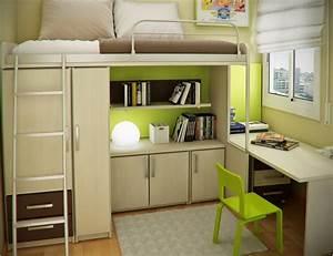 Lit Bébé Petit Espace : chambre enfant plus de 50 id es cool pour un petit espace ~ Melissatoandfro.com Idées de Décoration