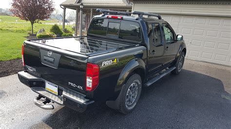 nissan frontier and titan truck retractable bed covers by