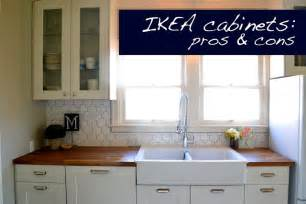 idea kitchen cabinets a home in the renovate pros and cons of ikea cabinets