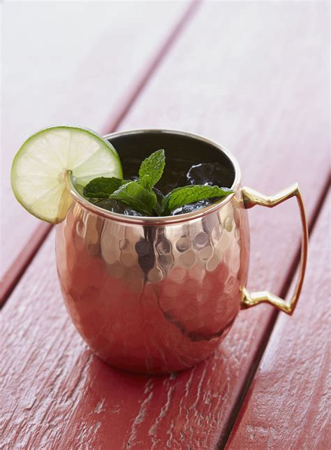 mule drink moscow mule cocktail recipe