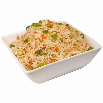 Rice Fried Veg Yeung Chow Biryani Vegetable