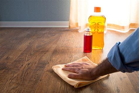 Cleaning Hardwood Floors  Cleaner  Rag