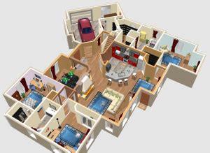 plan maison sweet home 3d logiciels pour faire un plan de maison plan de maison