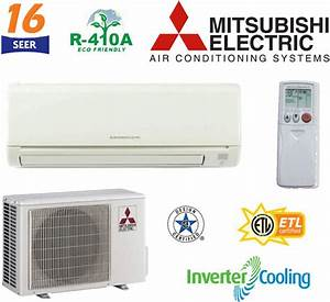 Msyd30na   Muyd30na Mitsubishi Mr  Slim Ductless Split