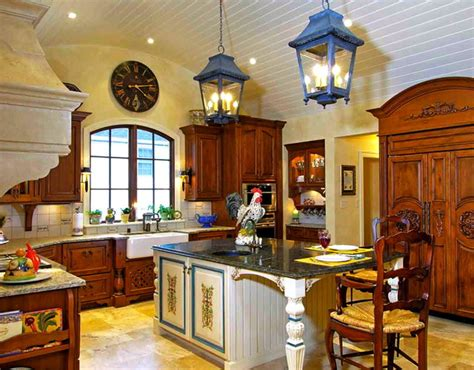 My Favorite French Country Kitchen-traditional-kitchen