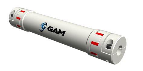 gam blog introducing  edc elastomer drive shaft coupling