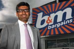 B&M owners set to make £1bn from float of discount ...