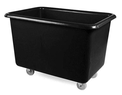 48 heavy duty storage containers with wheels 320 litre