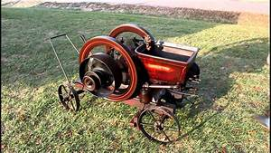 1914 New Holland 4 Hp Antique Gas Engine
