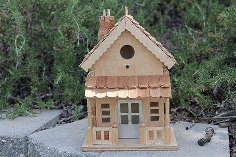 fabriquer une maison pour oiseaux sedgu