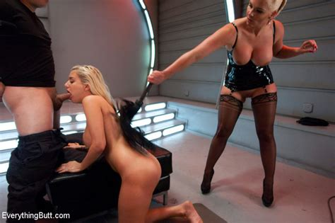 Latex Anal Kinky Sex With Phoenix Marie And Xxx Dessert