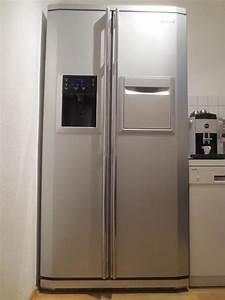 Kühlschrank Samsung Side By Side : design side by side k hlschrank mit festwasseranschluss ~ Michelbontemps.com Haus und Dekorationen