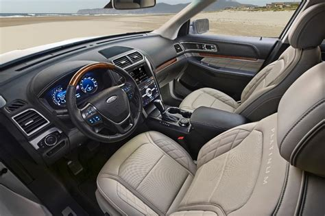 2016 Ford Explorer Gets More Powerful And