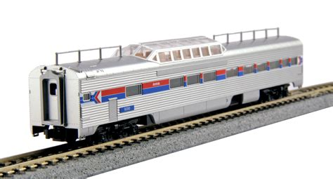 N Amtrak Southwest Limited 8-car Set With Display Unitrack
