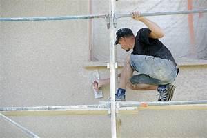 Peinture Pour Façade De Maison : prix peinture fa ade le tarif pour peindre une fa ade et ~ Premium-room.com Idées de Décoration