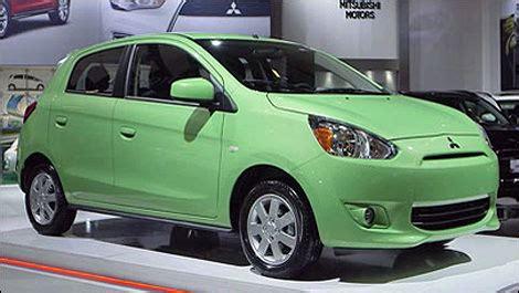 mitsubishi small car mitsubishi 39 s new small car hits the big stage car news
