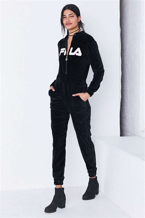 fila jumpsuit 17 best images about style on outfitters