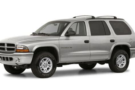 2002 Dodge Durango Information