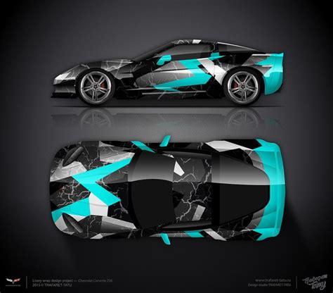 Boat Wraps Designs For Sale by Design Consept 1 Chevrolet Corvette C6 For Sale Car