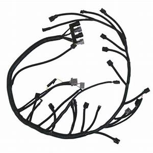 Wiring Harness For 1989 Ford Truck With 302  351 Engine