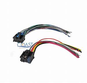 Car Stereo Wiring Harness To Factory Radio For 2005