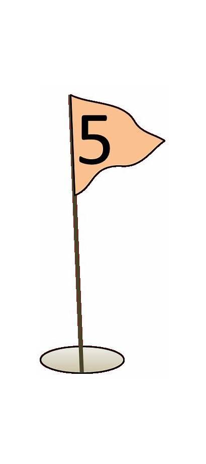 Golf Hole Transum Card Maths Software Fun