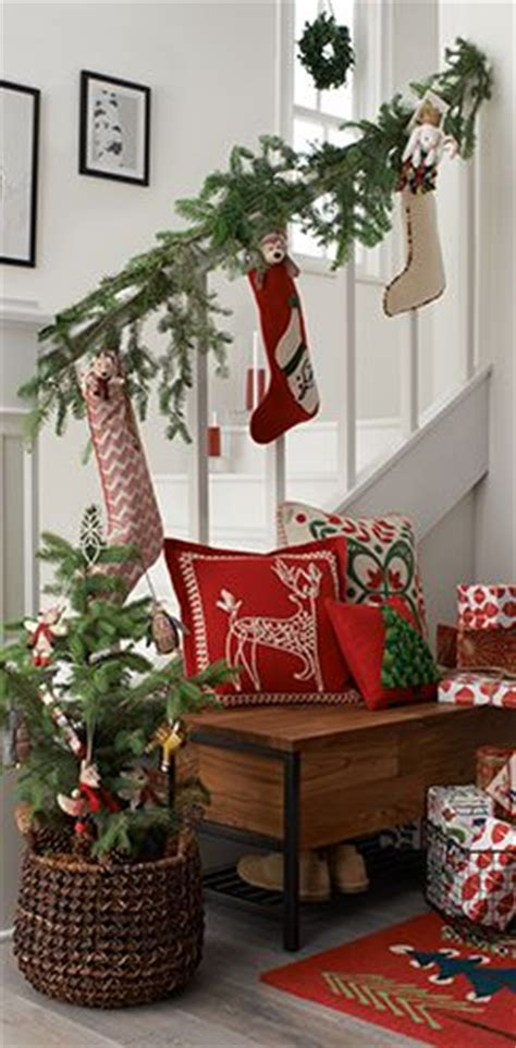 christmas decorations  home  tree crate  barrel