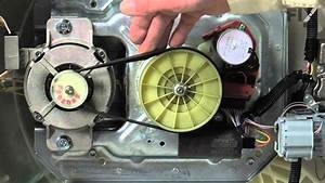 Whirlpool Washer Repair  U2013 How To Replace The Belt