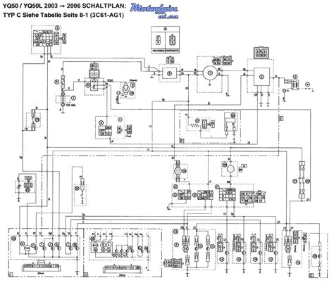 Yamaha Cygnu Wiring Diagram by Yamaha схемы электрооборудования мотоджин ремонт