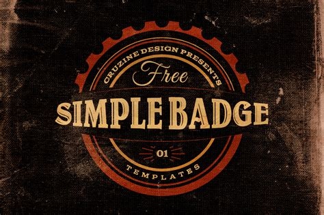 dealjumbo com discounted design bundles with extended license 3 free simple badge templates v 1