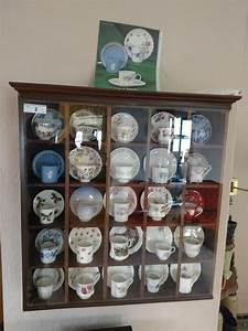 25, Piece, Vintage, Tea, Cup, Collection, In, Display