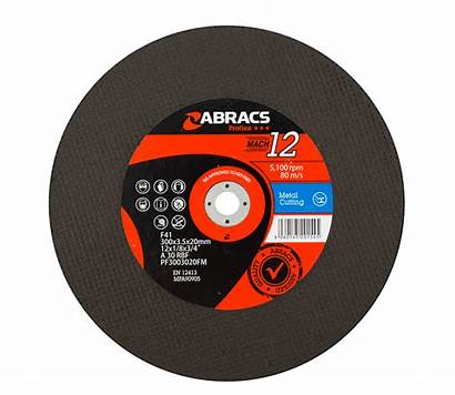 Disc Cutting Metal 300mm Discs Abrasive Flat