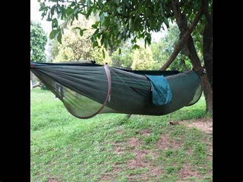 Two Person Hammock Cing by 2 Person Hammock With Mosquito Net Review Gearbest 163 26 42