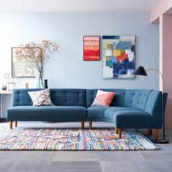 west elm sectional 20 modular sofa designs with modern flair