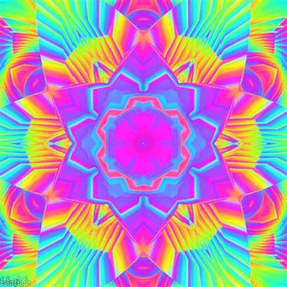 Rainbow Cool Psychedelic Moving Trippy Gifs Illusions