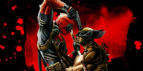 Wolverine Deadpool Rivalry - Marvels best love-hate for ...