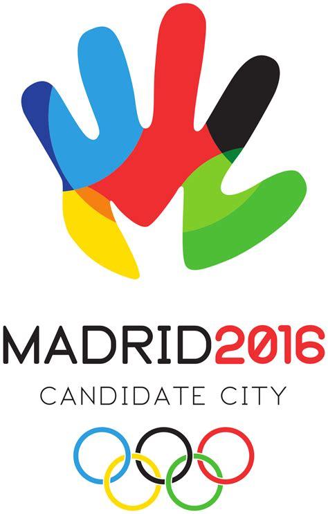 Olympics Logo Madrid Bid For The 2016 Summer Olympics