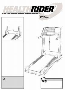 Healthrider Treadmill 900hrc User Guide