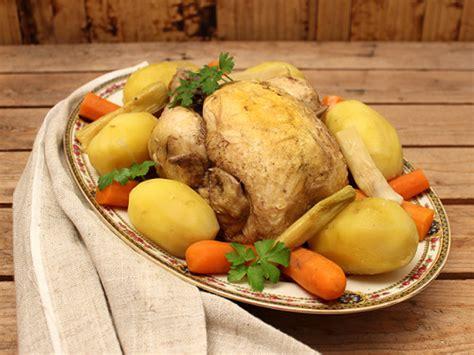 poulet au pot la cuisine des jours