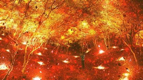 Autumn Anime Wallpaper - original hd wallpaper background image 1920x1080 id