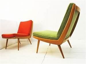 50er Jahre Möbel : 2 bumerang sessel von wk m bel 50er jahre plutoraker ~ Michelbontemps.com Haus und Dekorationen