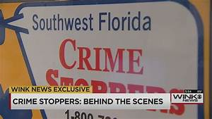 How Crime Stoppers really keeps tipsters anonymous | WINK NEWS