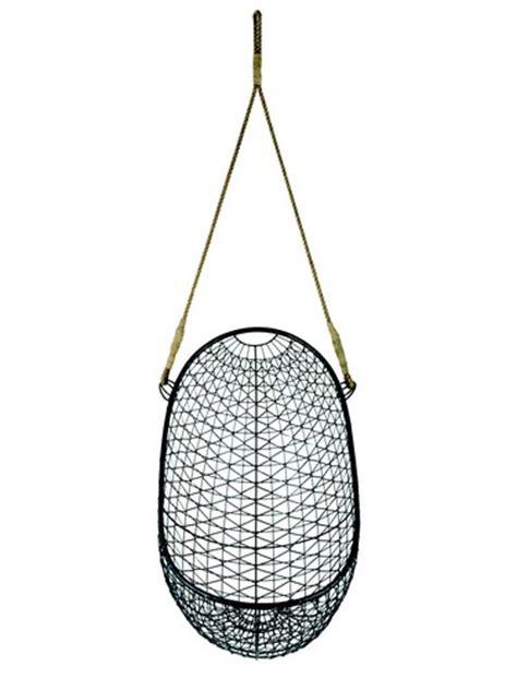 siege boule suspendu décoration des objets déco plaisir pour un jardin ou une